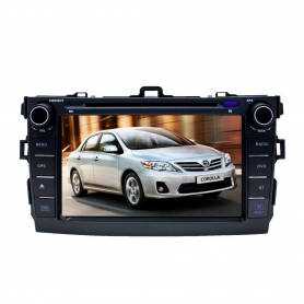 TOYOTA COROLLA 2007-2012 ГОДА LETRUN 1423 ANDROID 7.1.1 MTK