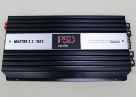 FSD audio MASTER D2.1000