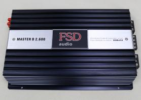 FSD audio MASTER D2.600